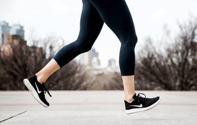 Marathon Training  - Magazine cover