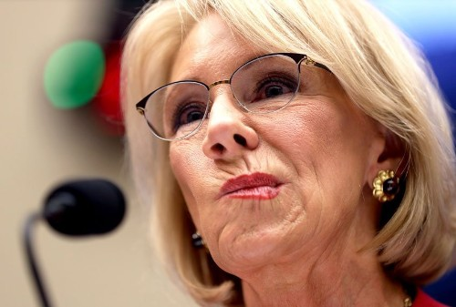 Betsy DeVos' approval rating is 28% as voters back investigations into student debt scandal: poll