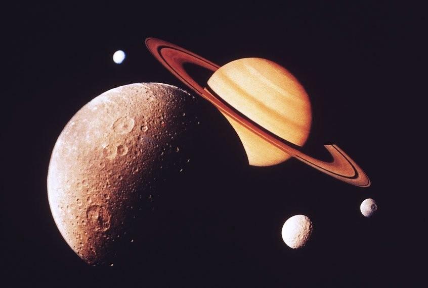 Saturn's moon Titan just got a lot more interesting