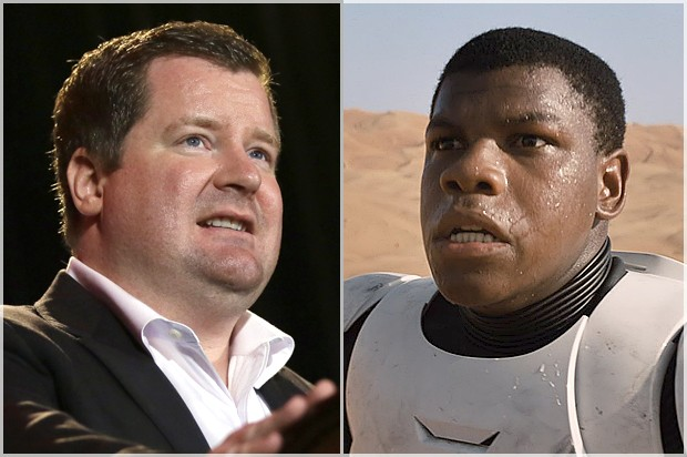 """Erick Erickson soils himself: Conservative host now too scared to see """"Star Wars"""" in theaters"""