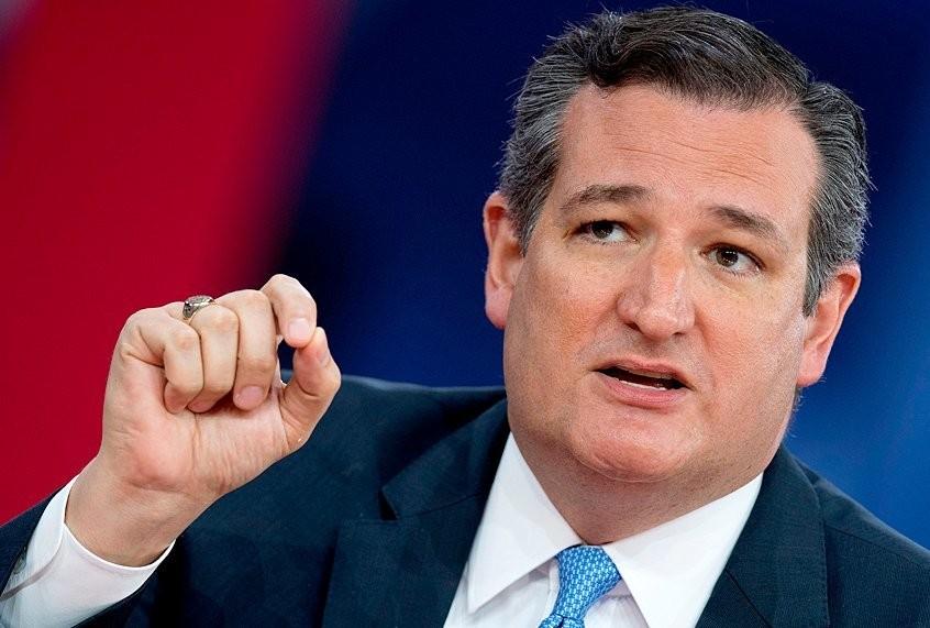 Ted Cruz tries to explain why his Nike boycott exerted free speech but Goya boycott silences it