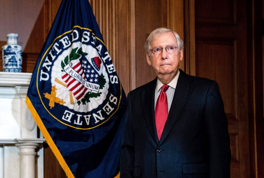 """Ralph Nader: Mitch McConnell is the most """"brazen evil"""" and """"cruel"""" legislator in the last 50 years"""
