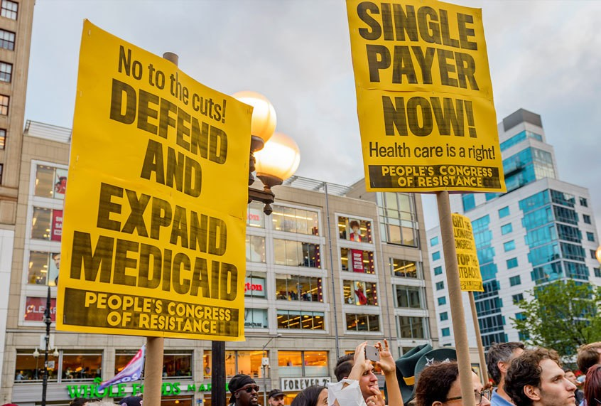 On Medicare and Medicaid's 55th birthday, let's expand benefits — not cut them