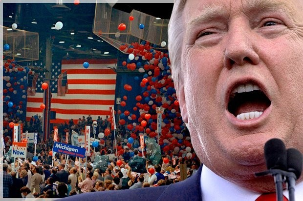 """Trump leaves GOP """"completely blindsided"""" with threat to pull RNC convention out of North Carolina"""