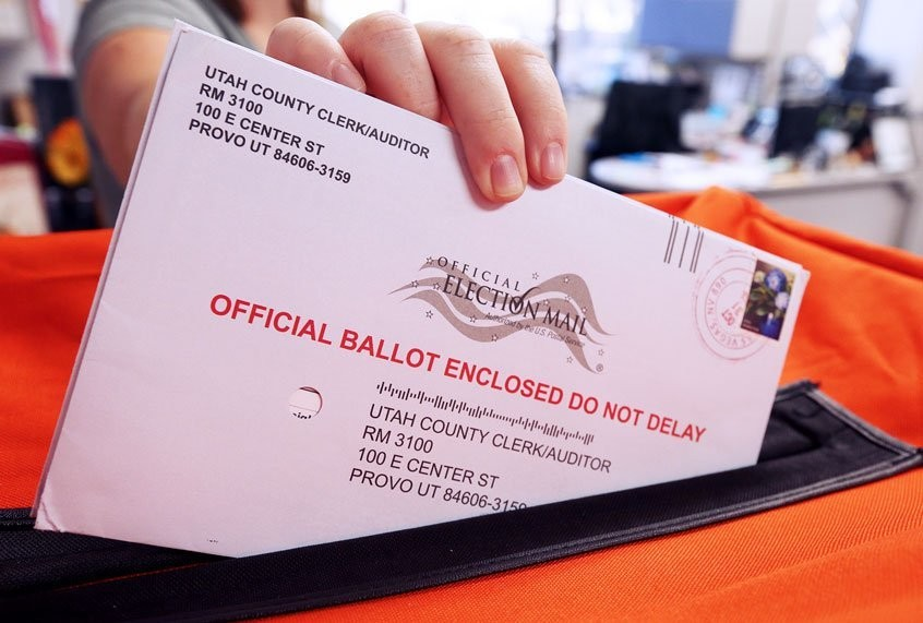 Top Texas GOP officials pushing to block expansion of mail-in voting have history of voting by mail