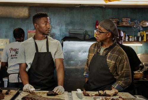 """Netflix's sweet """"Uncorked"""" is a father-son drama with earthy notes"""