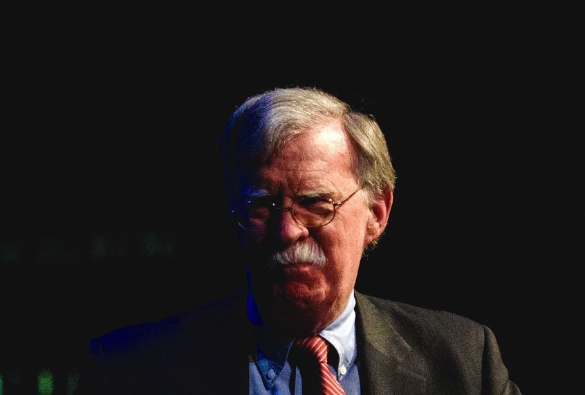 Did Trump order the Russian bounty story cut from John Bolton's book?