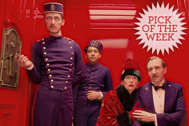 """""""The Grand Budapest Hotel"""": Wes Anderson's bittersweet historical candy"""