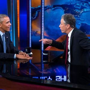 """Obama's Jon Stewart problem: What """"The Daily Show"""" and Colbert should have taught him about Fox News"""