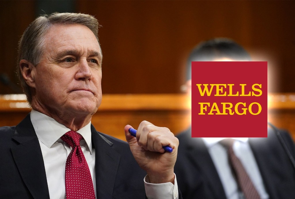 Perdue traded hundreds of thousands worth of bank stocks while on Senate Banking Committee