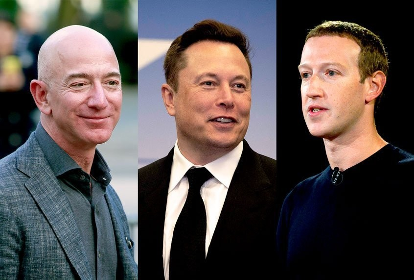 Silicon Valley goes mask off: Tech CEOs veer right amid political turmoil