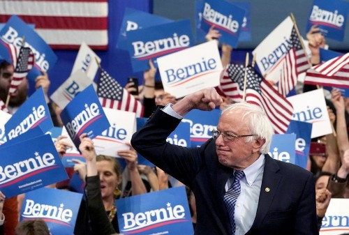 Why Bernie Sanders is just the beginning of an American turn to the left