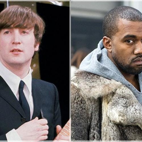 Is Kanye West the next John Lennon?