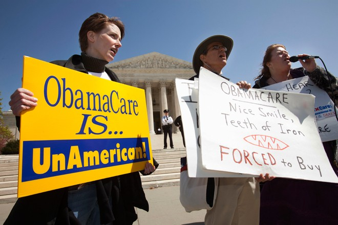 Correlation is not causation: It's wrong to blame Obamacare completely