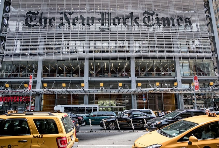 New York Times nailed for publishing Republican propaganda — yet again