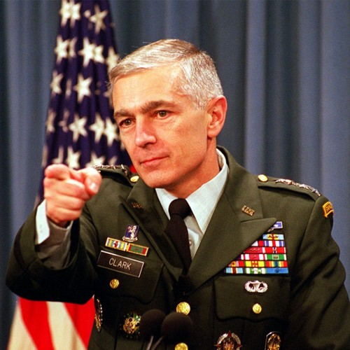 Gen. Wesley Clark wonders if Trump was blackmailed into pulling out of Syria