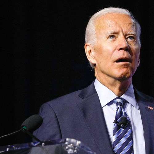 Biden invokes family tragedy to campaign against Medicare for All — and the media plays along