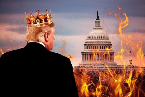 Donald Trump's fascist Circus Maximus: Pay attention to what's going on below the surface