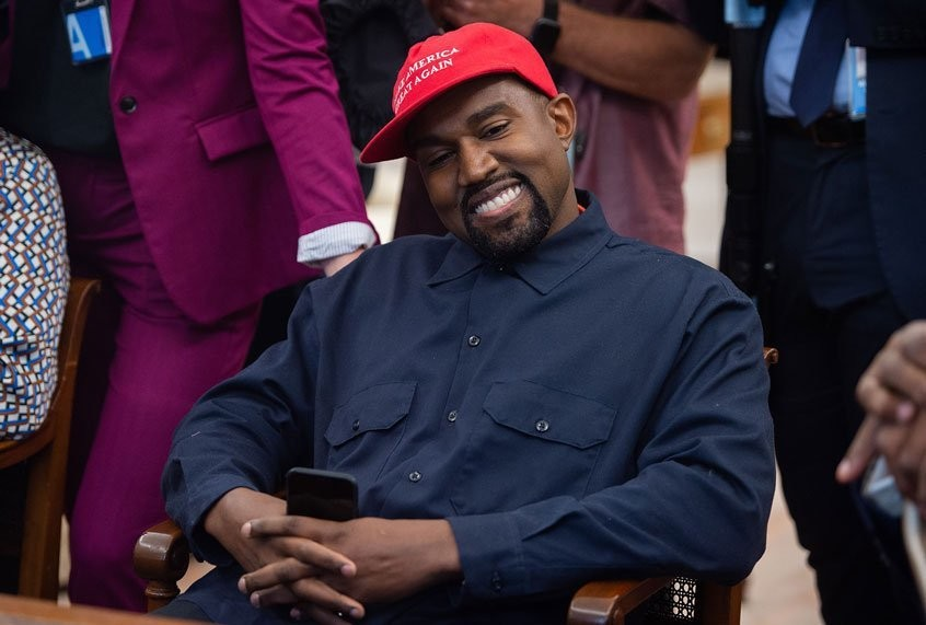 Some Trump allies fear that the promotion of Kanye West's 2020 bid could backfire