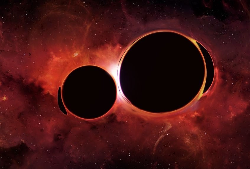 Gravitational wave telescopes have revealed a long-predicted, third class of black hole