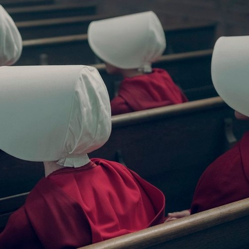 """How Darwin's sexual selection theory co-stars in """"The Handmaid's Tale"""""""