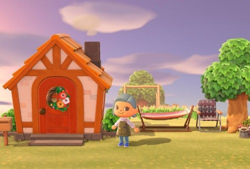 """""""Animal Crossing: New Horizons"""" offers control and structure in a time of perilous uncertainty"""
