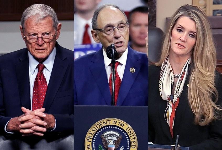 DOJ drops insider-trading probe into senators as another Republican's trades come under scrutiny