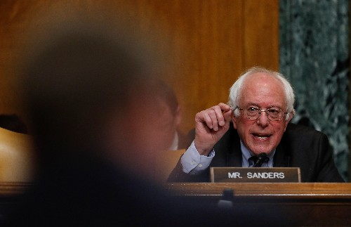 12 glaring omissions, contradictions and lies Bernie Sanders spotted in Trump's address
