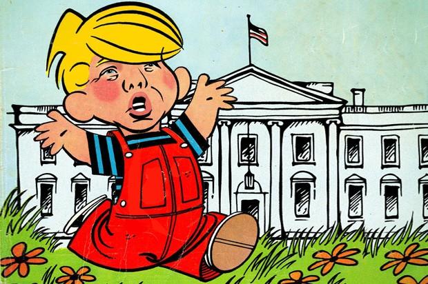 election - Magazine cover