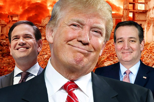The GOP just despises science: No, really -- why would Trump, Rubio and Cruz rather live in a sizzling hellscape than face reality?