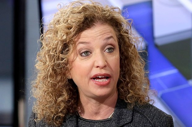 Debbie can't save herself: The Democratic National Committee chair has to go for the good of the party