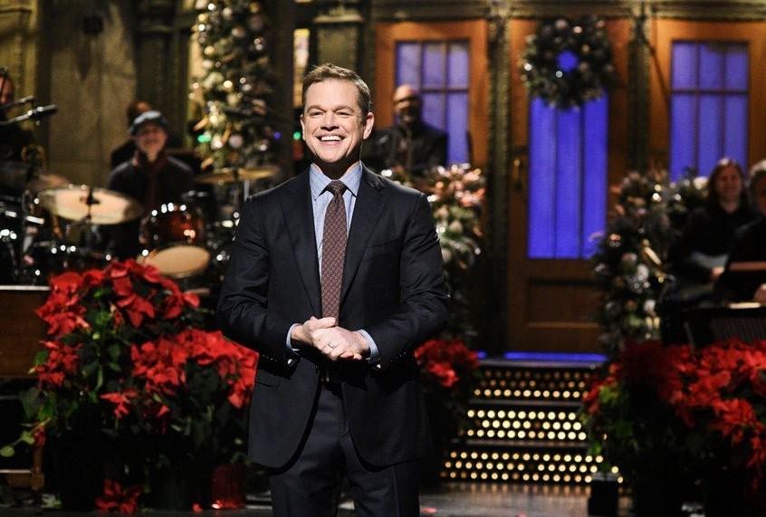 """Saturday Night Live"" has a problem not even Matt Damon can solve"