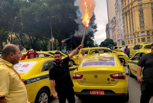 Big Brother Uber is controlling when and where Brazilians are allowed to travel
