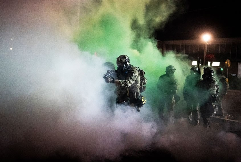 Militarizing the police: A long legacy of state violence is what brought us here