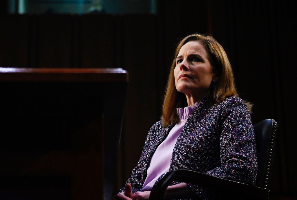 "Paul Krugman reveals the biggest danger Amy Coney Barrett poses to ""the future of civilization"""
