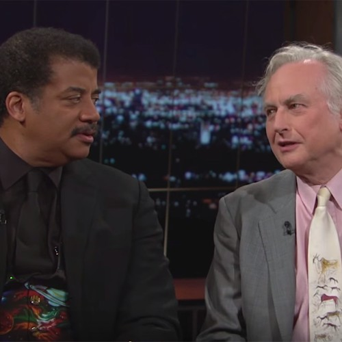 Bill Maher and Richard Dawkins don't understand why people hate them