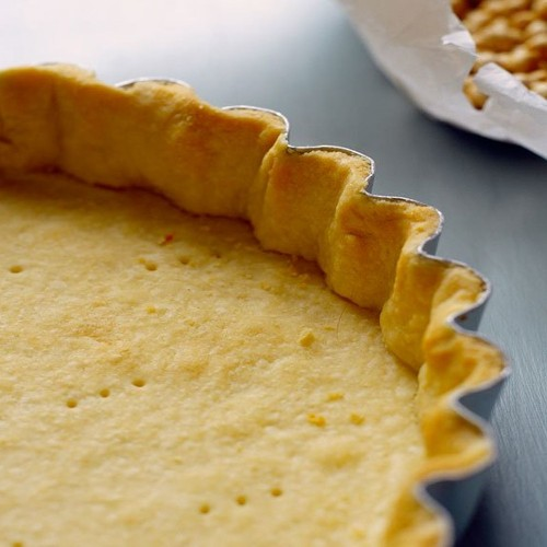 With one secret ingredient, you can bake the flakiest pastry crust of all time