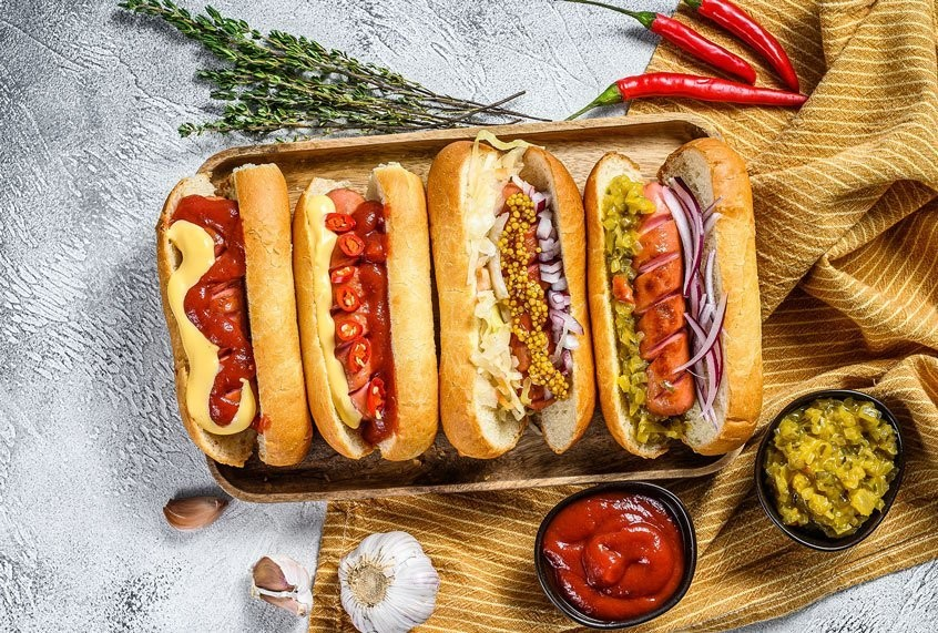 Which hot dog are you? The enduring appeal of regional food in the global digital age