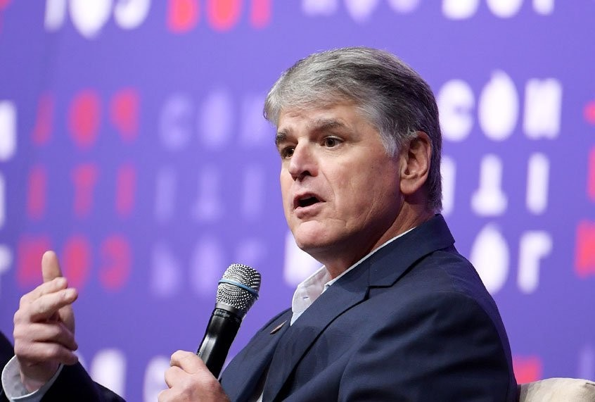 """Fox News host Sean Hannity: Trump may take hydroxychloroquine because he """"built the hospitals"""""""