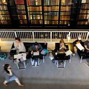 Millennials are the biggest public library visitors