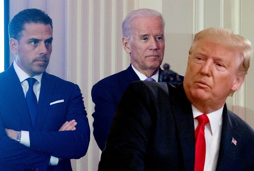Ukrainian prosecutors just blew up Trump's Hunter Biden conspiracy theories: report