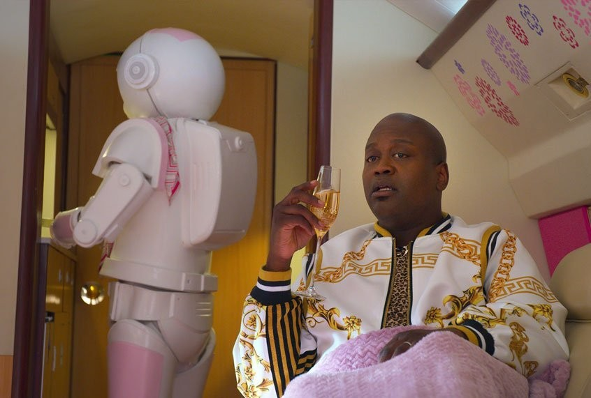 """""""Let's get this man out of office"""": Comic star Tituss Burgess gets serious about politics"""