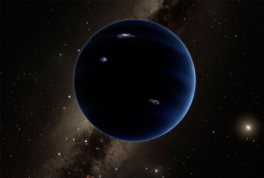 Hypothesis that Planet 9 is a black hole stirs controversy