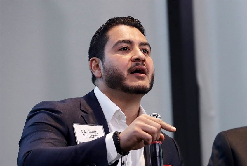 "Dr. Abdul El-Sayed: This pandemic is a ""mass trauma"" that will change American society"