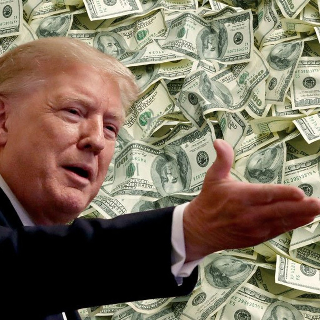 Trump's legal team gave thousands in contributions to Republican senators ahead of impeachment trial