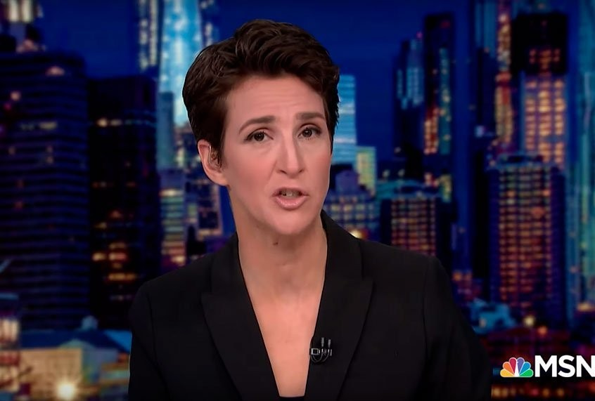 MSNBC host Rachel Maddow details new revelations about the latest Trump corruption scandal