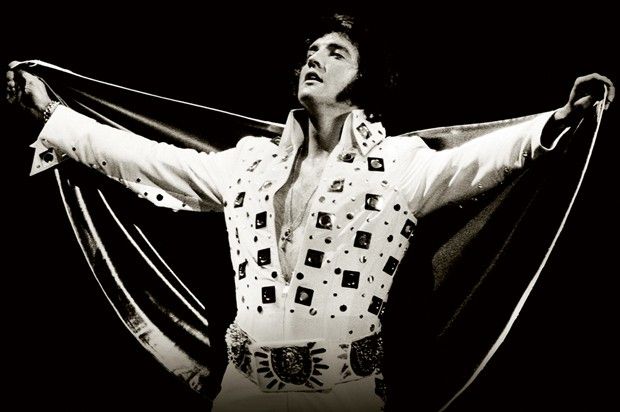 Elvis  - Magazine cover