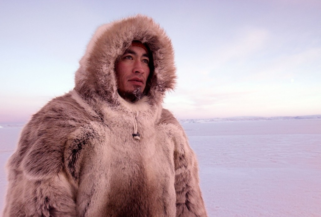 """In the stunning yet grim """"The Last Ice,"""" melting glaciers and development threaten Inuit way of life"""