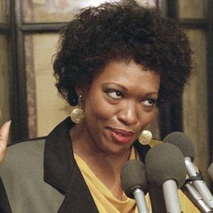 """Rita Dove: """"The first thing that goes when a government becomes a tyranny are words"""""""