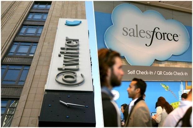 Big data wants your tweets: What is Salesforce.com and why is it crushing so hard on Twitter?